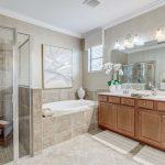 Tivoli master bathroom